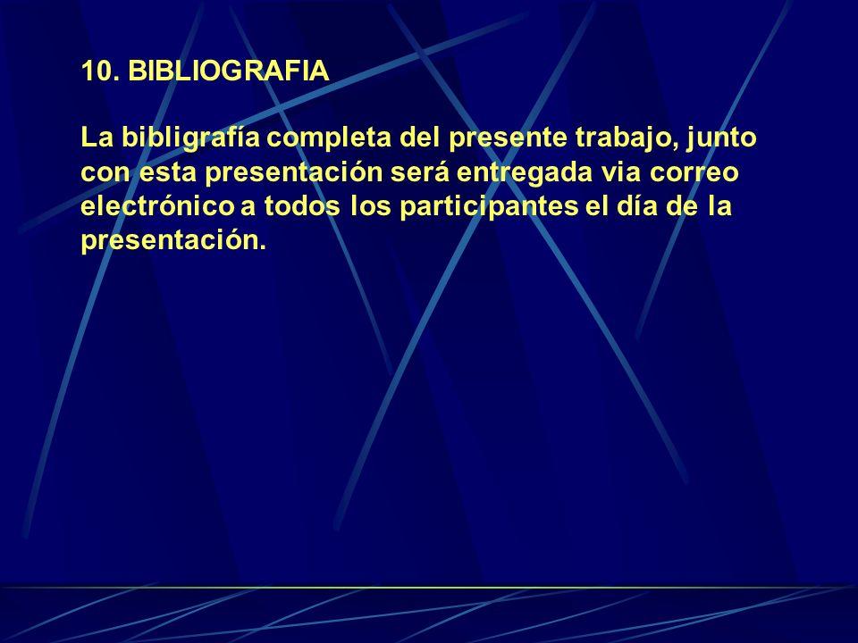 10. BIBLIOGRAFIA