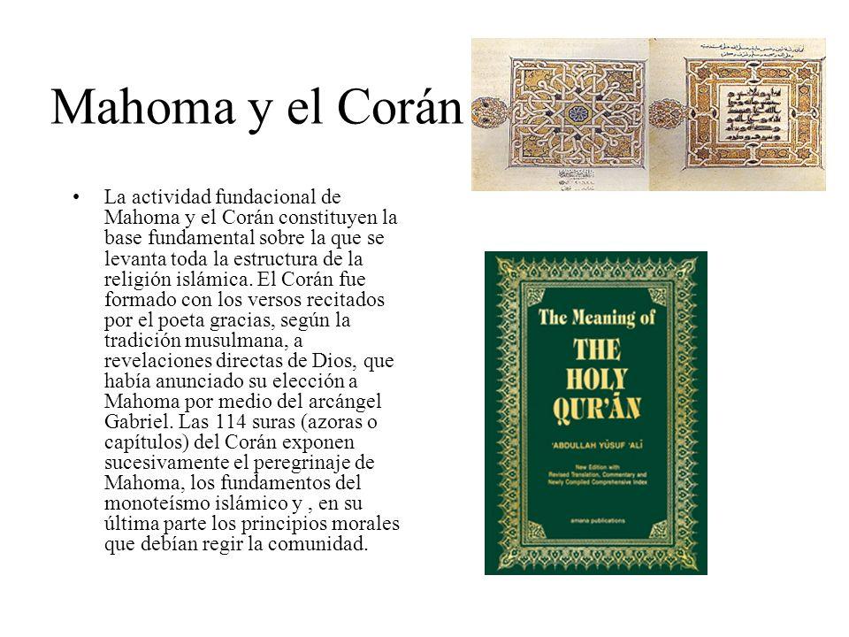 Mahoma y el Corán