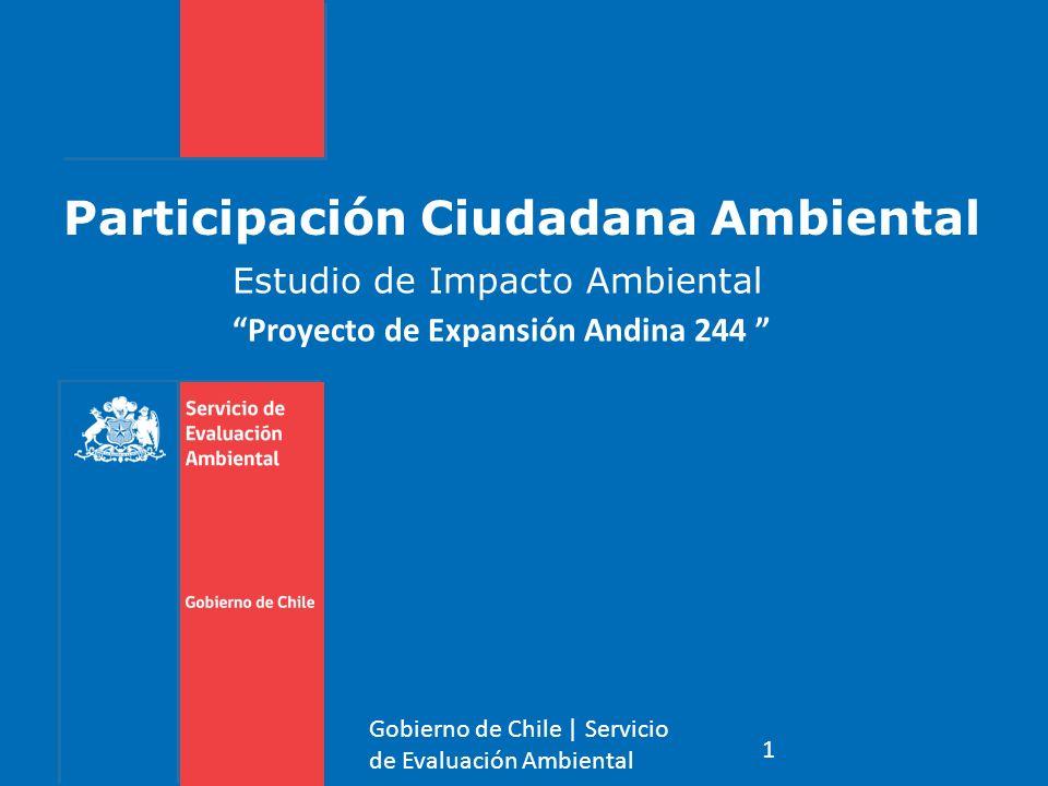 Participación Ciudadana Ambiental