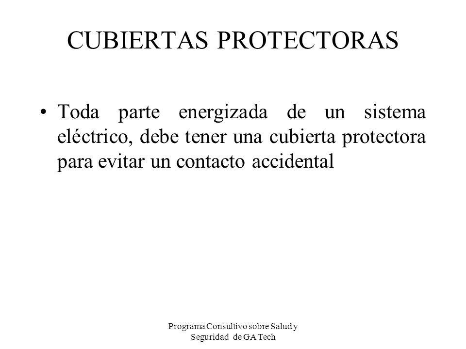 CUBIERTAS PROTECTORAS
