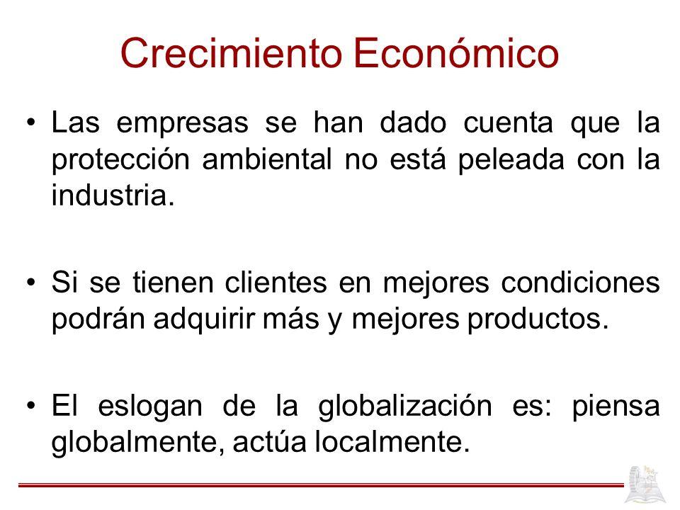 Crecimiento Económico