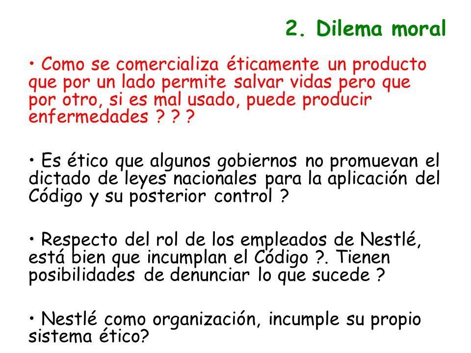 2. Dilema moral