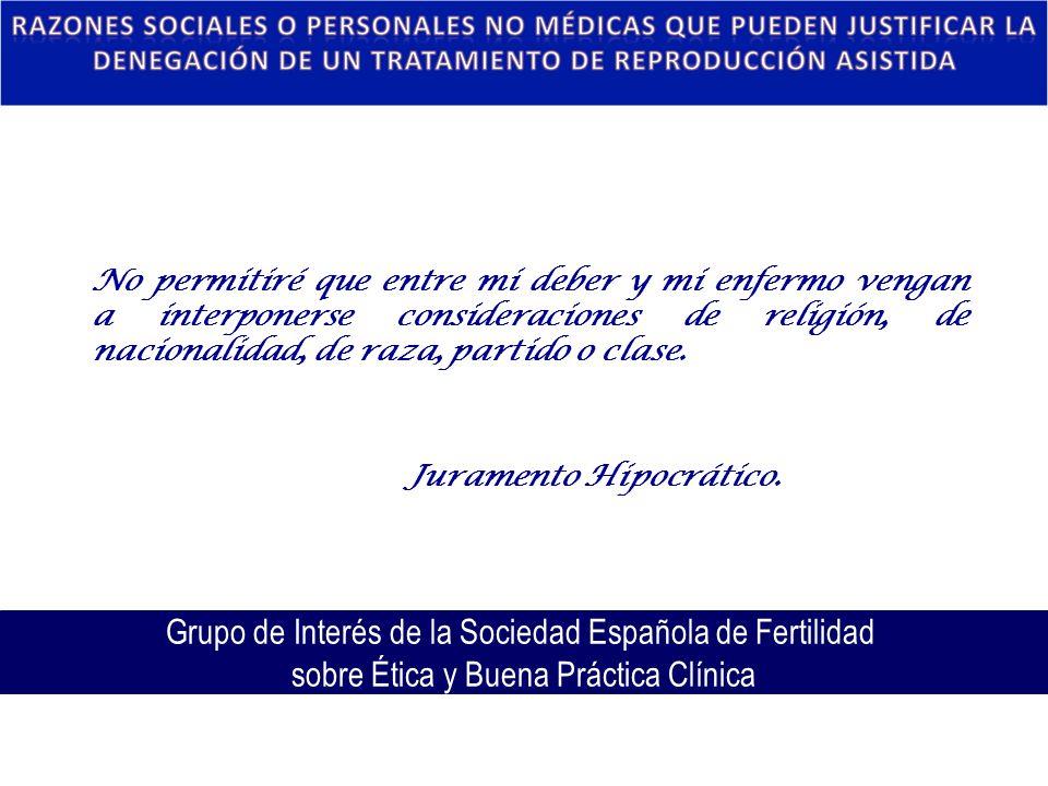 Grupo de Interés de la Sociedad Española de Fertilidad
