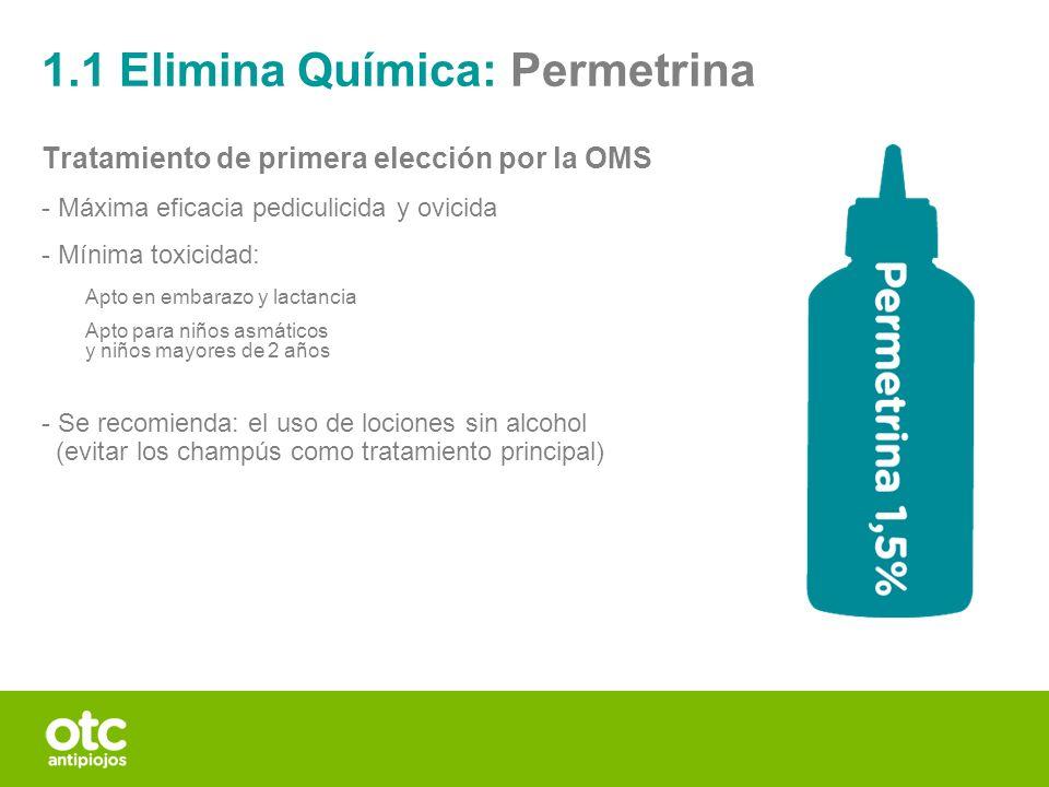 1.1 Elimina Química: Permetrina