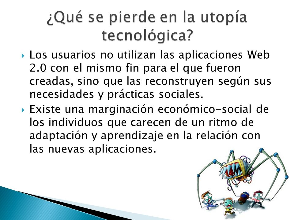 ¿Qué se pierde en la utopía tecnológica