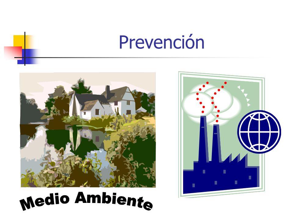 Prevención Medio Ambiente