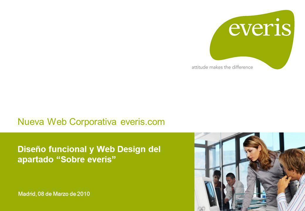 Nueva Web Corporativa everis.com