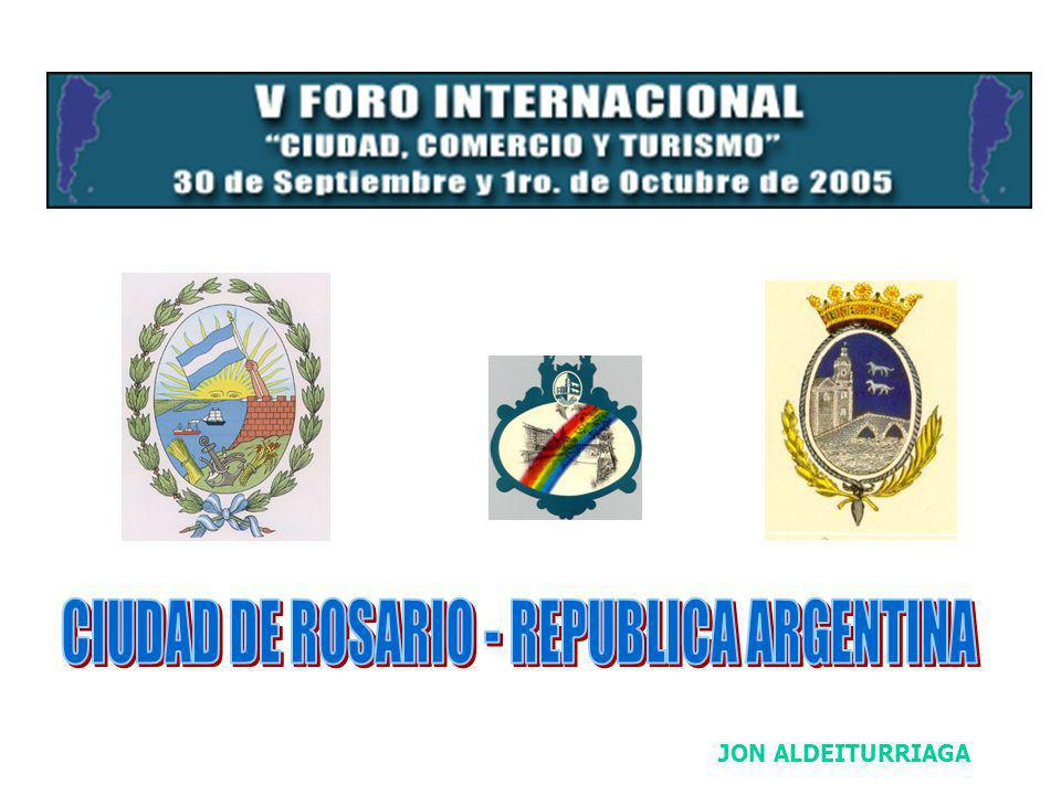 CIUDAD DE ROSARIO - REPUBLICA ARGENTINA