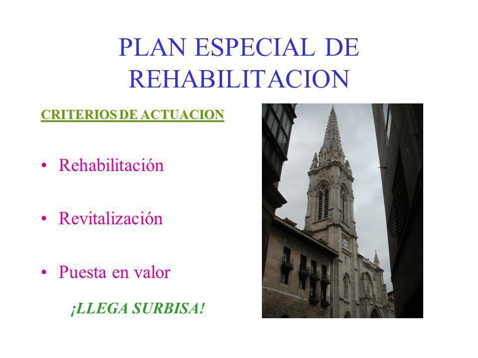 PLAN ESPECIAL DE REHABILITACION