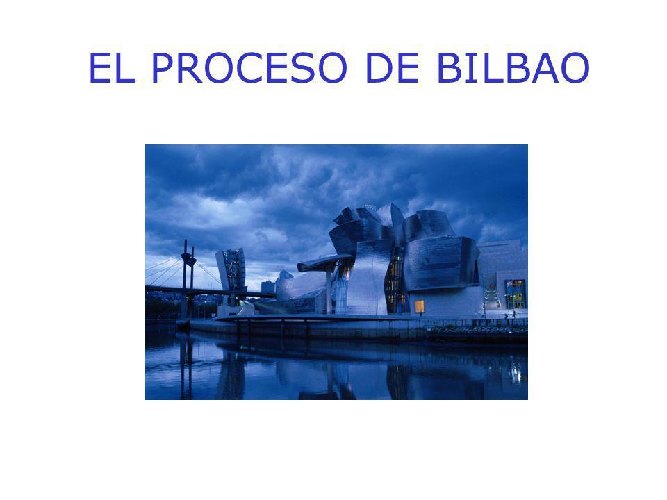 EL PROCESO DE BILBAO