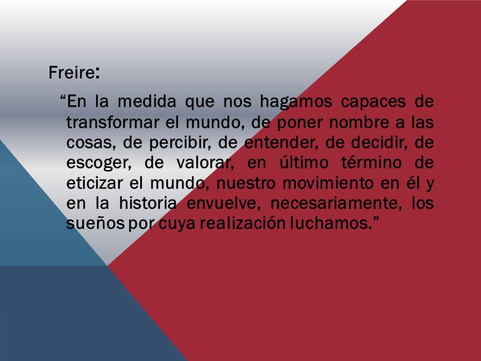 Freire: