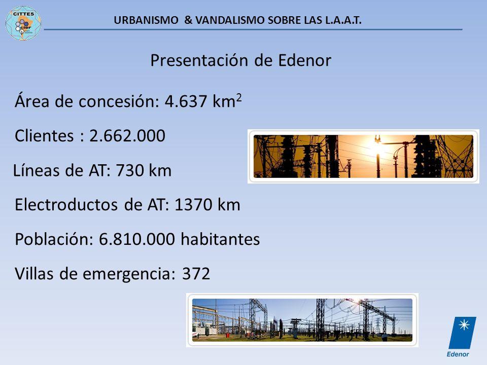 Presentación de Edenor