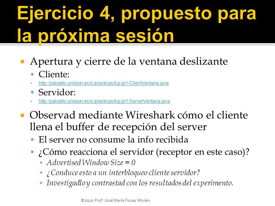 Ejercicio 4, propuesto para la próxima sesión