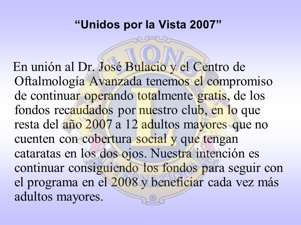 Unidos por la Vista 2007