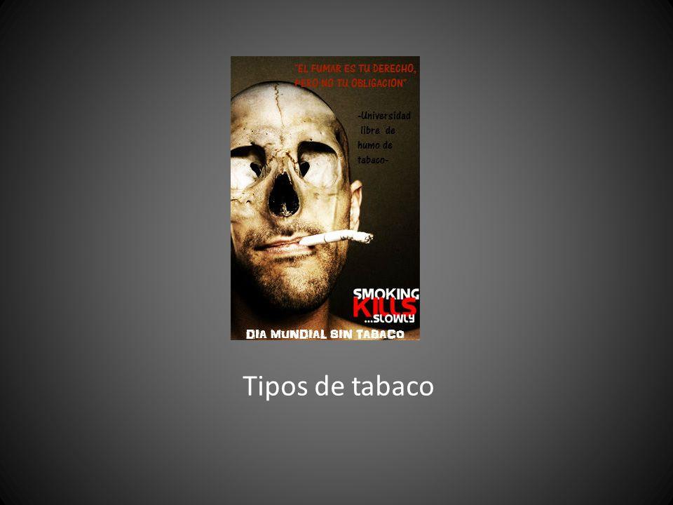 Tipos de tabaco