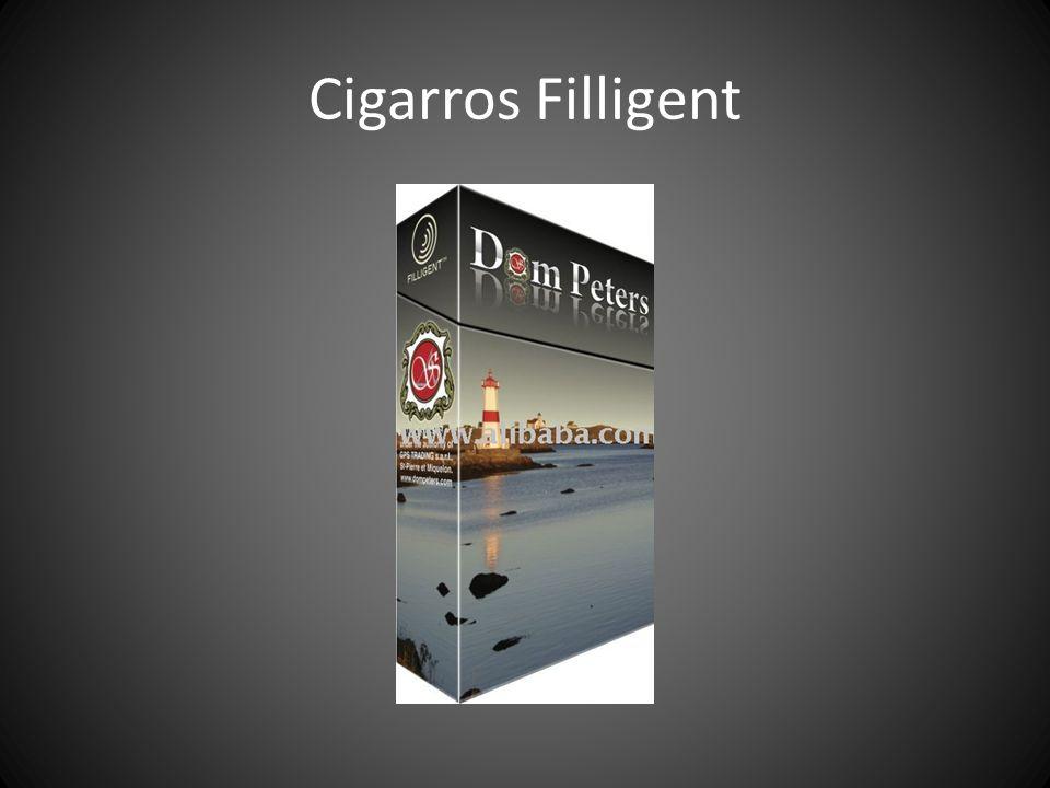 Cigarros Filligent