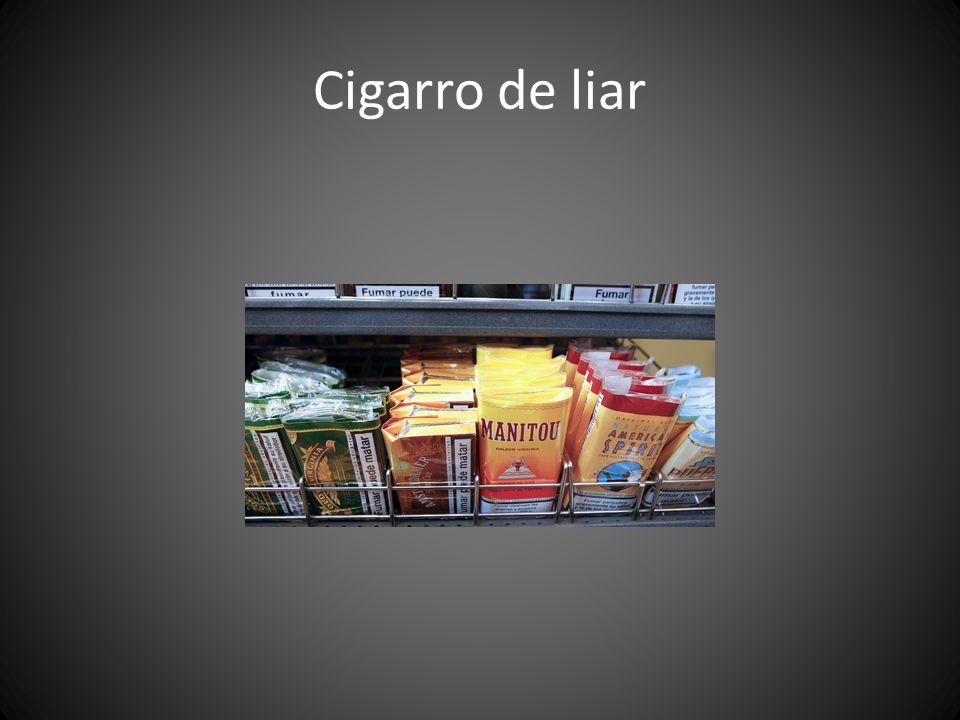 Cigarro de liar