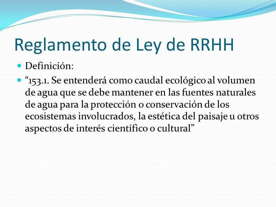 Reglamento de Ley de RRHH