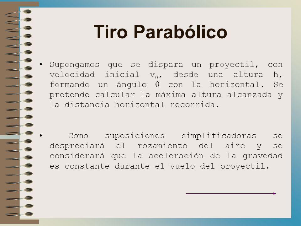 Tiro Parabólico