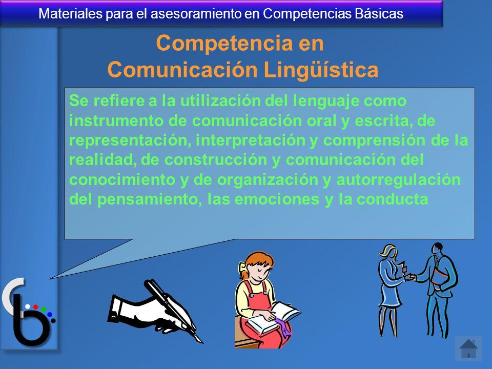 Comunicación Lingüística