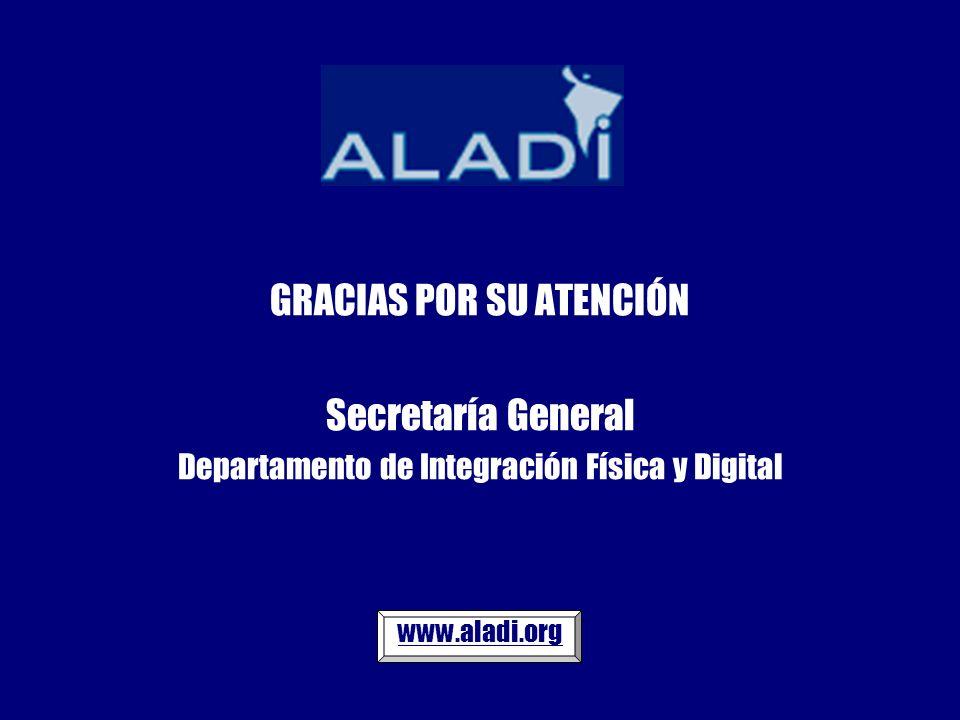 GRACIAS POR SU ATENCIÓN Secretaría General