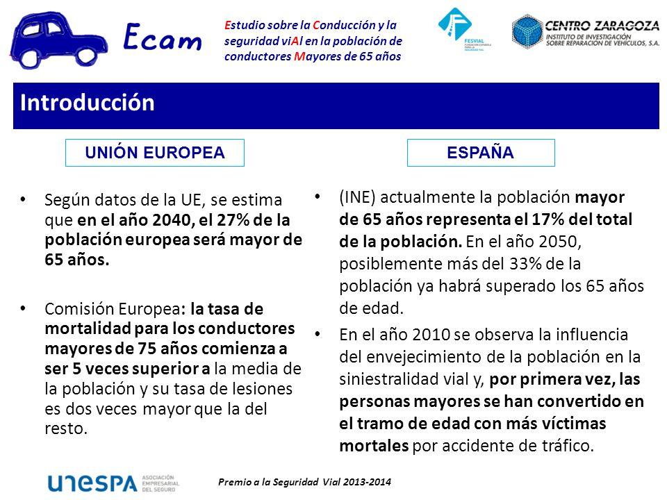 Introducción UNIÓN EUROPEA. ESPAÑA.