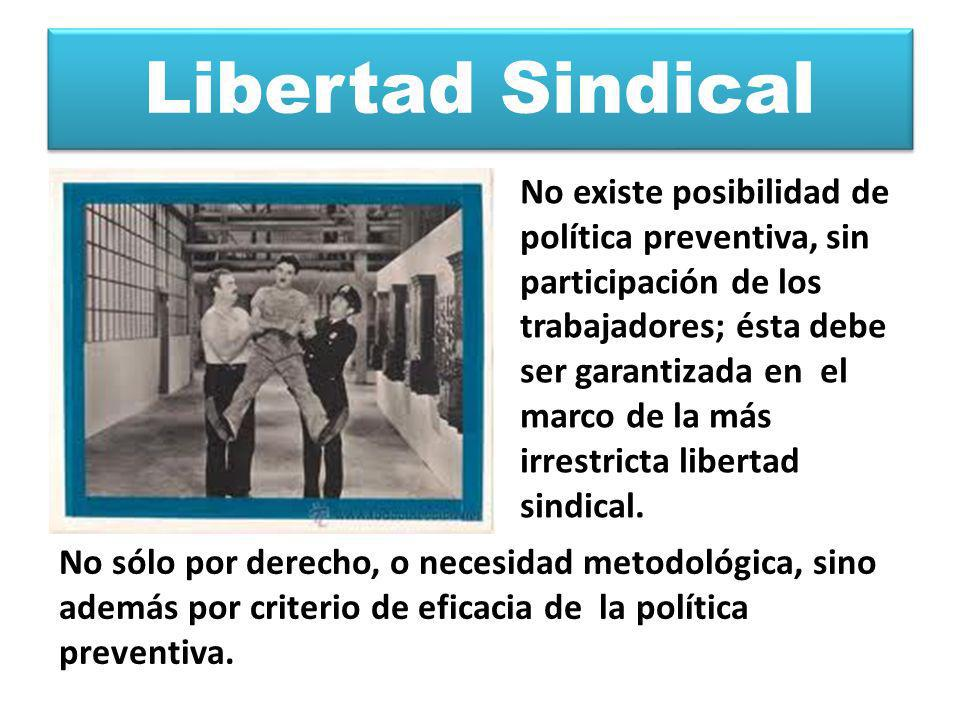 Libertad Sindical