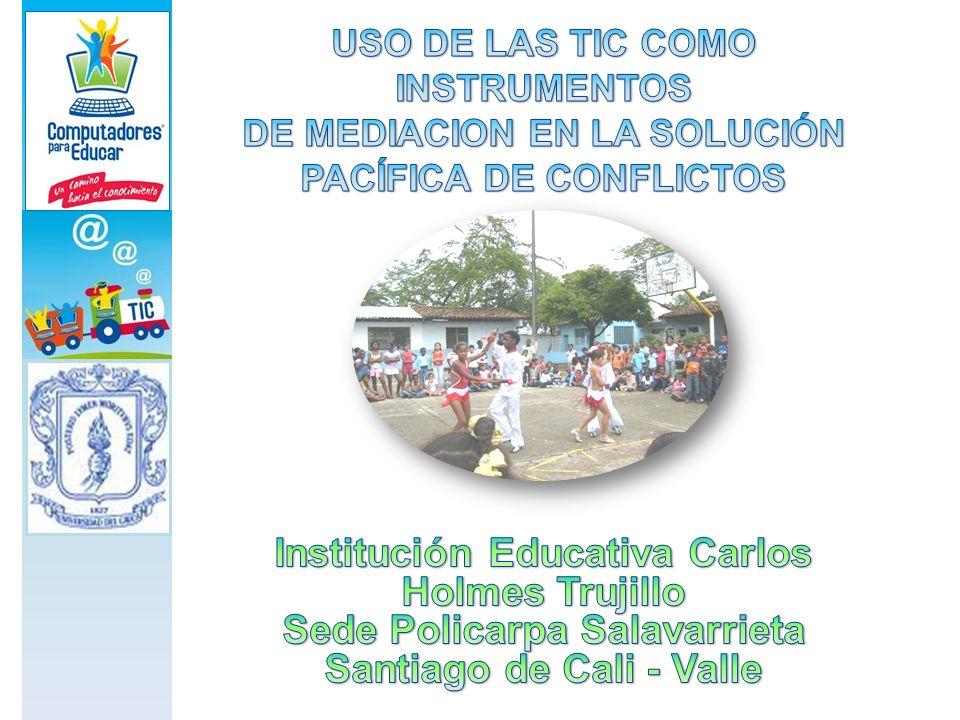 Institución Educativa Carlos Holmes Trujillo