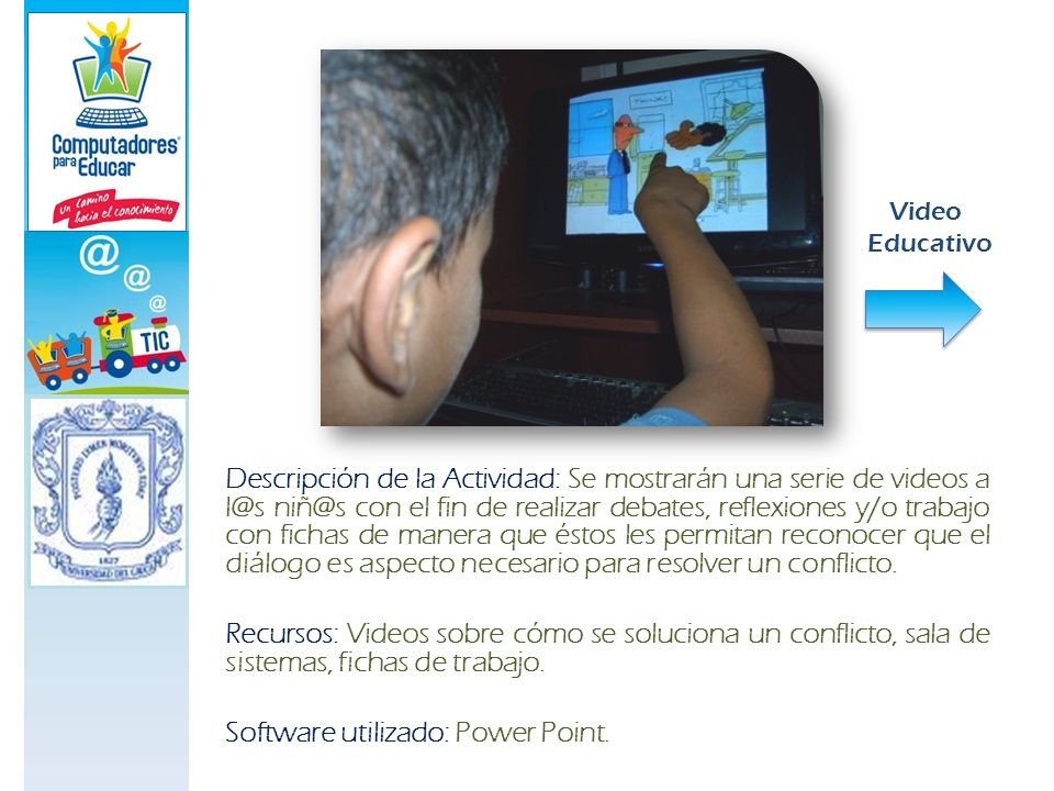 Software utilizado: Power Point.
