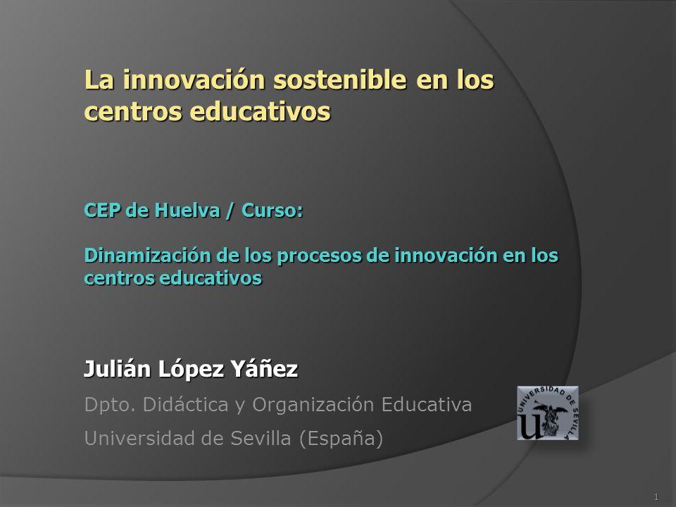 La innovación sostenible en los centros educativos