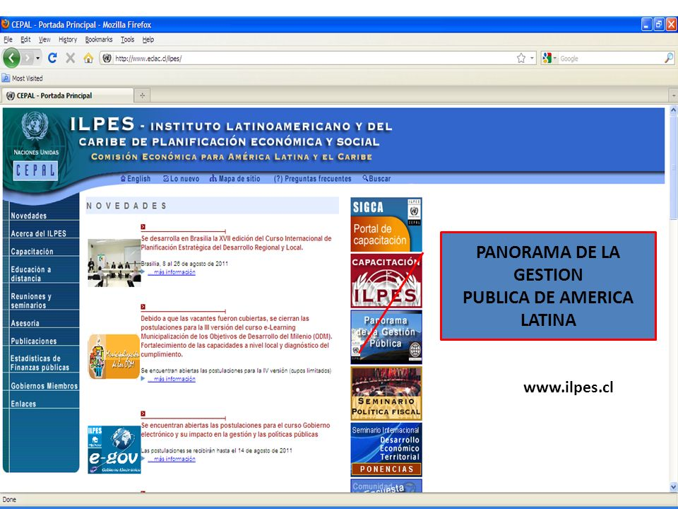 PUBLICA DE AMERICA LATINA