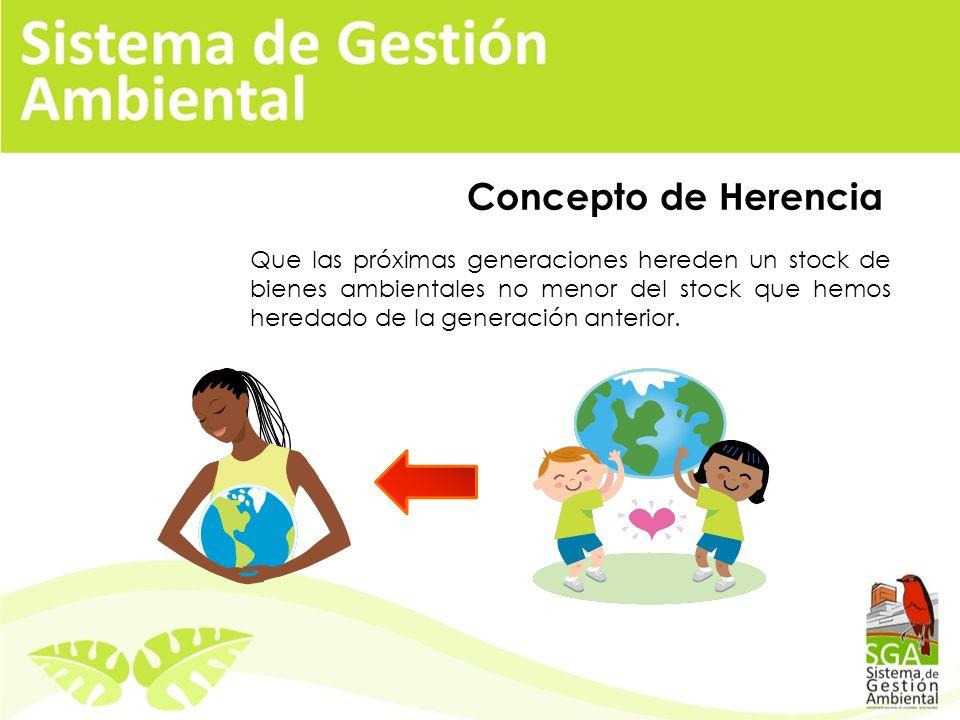Concepto de Herencia