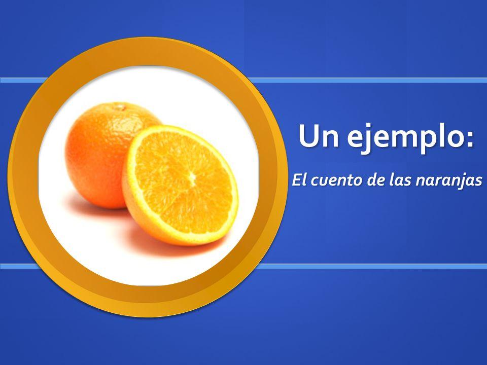 El cuento de las naranjas