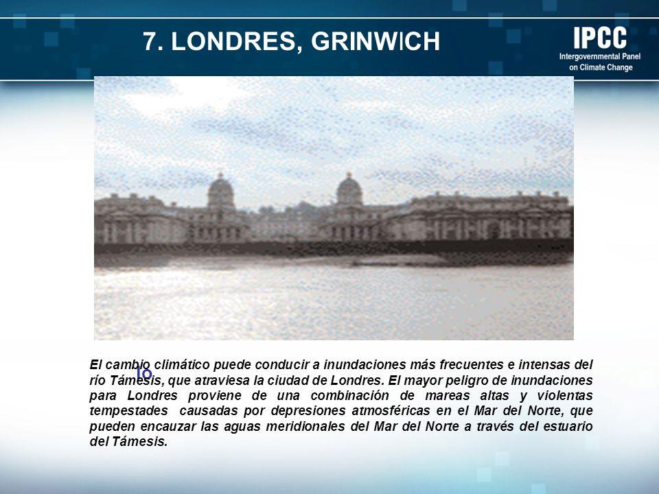 7. LONDRES, GRINWICH lo.