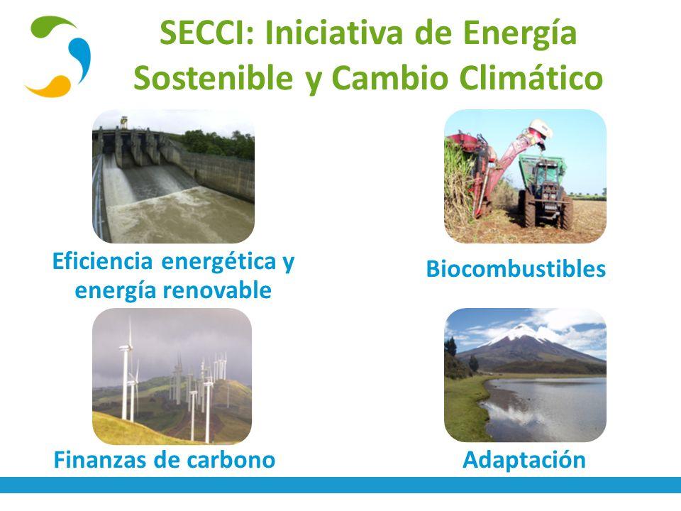 SECCI: Iniciativa de Energía Sostenible y Cambio Climático