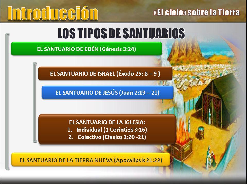 LOS TIPOS DE SANTUARIOS