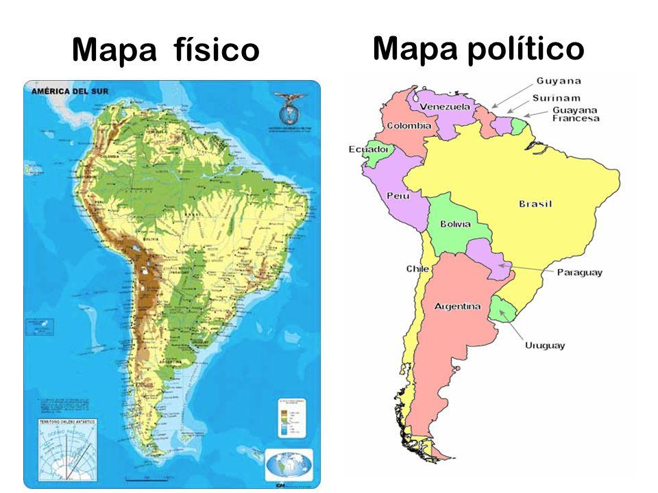 Globo terrqueo mapas es la representacin ms parecida a la 4 mapa fsico mapa poltico sciox Choice Image
