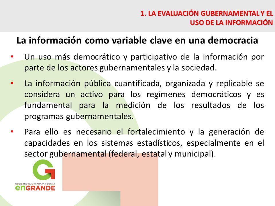 La información como variable clave en una democracia