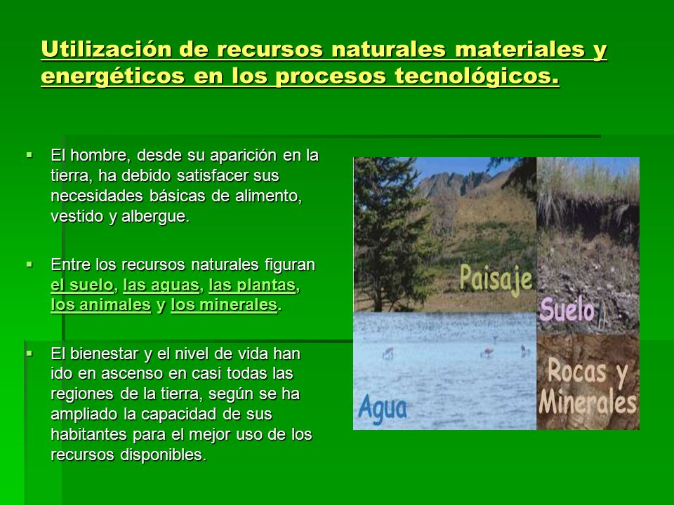 Recursos ppt video online descargar for Materiales que componen el suelo