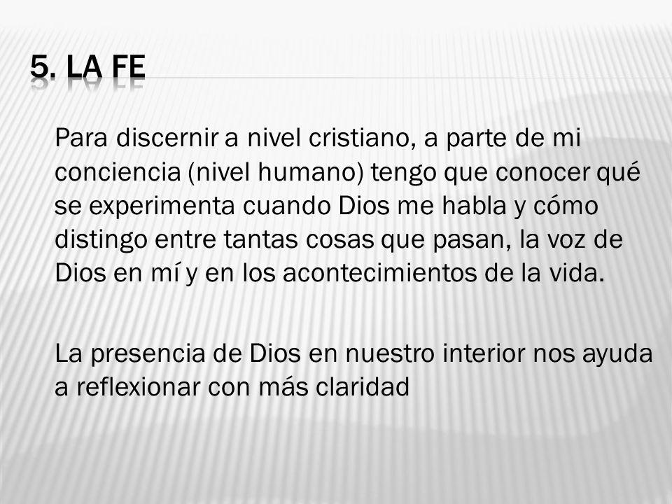 5. LA FE