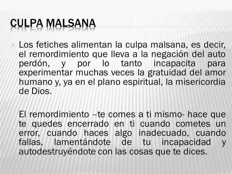 CULPA MALSANA