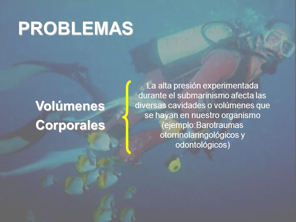 PROBLEMAS Volúmenes Corporales