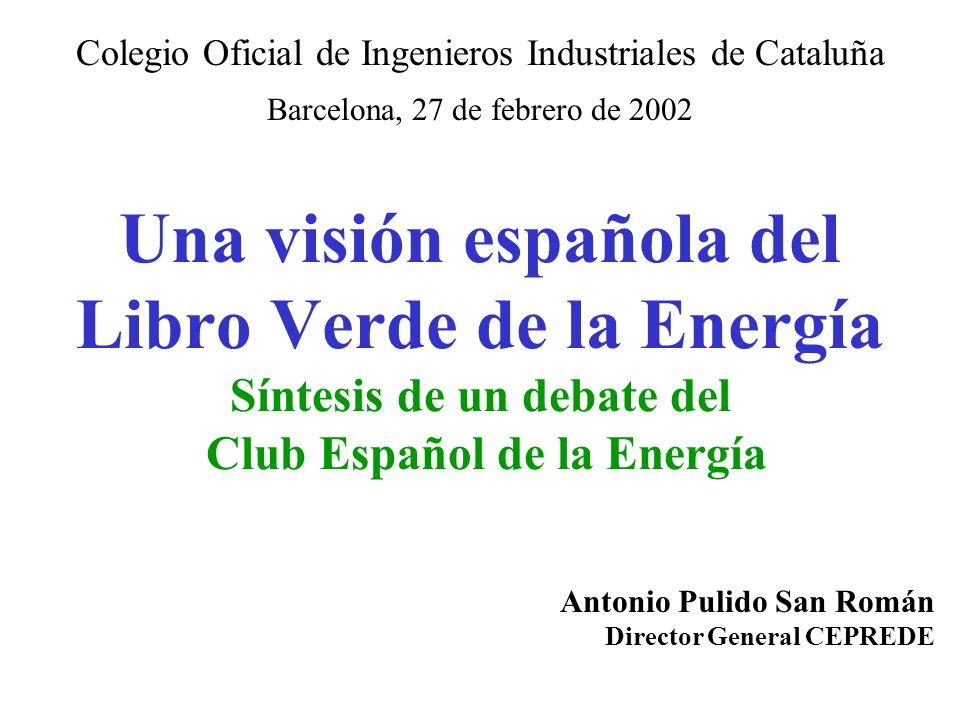 Colegio Oficial de Ingenieros Industriales de Cataluña