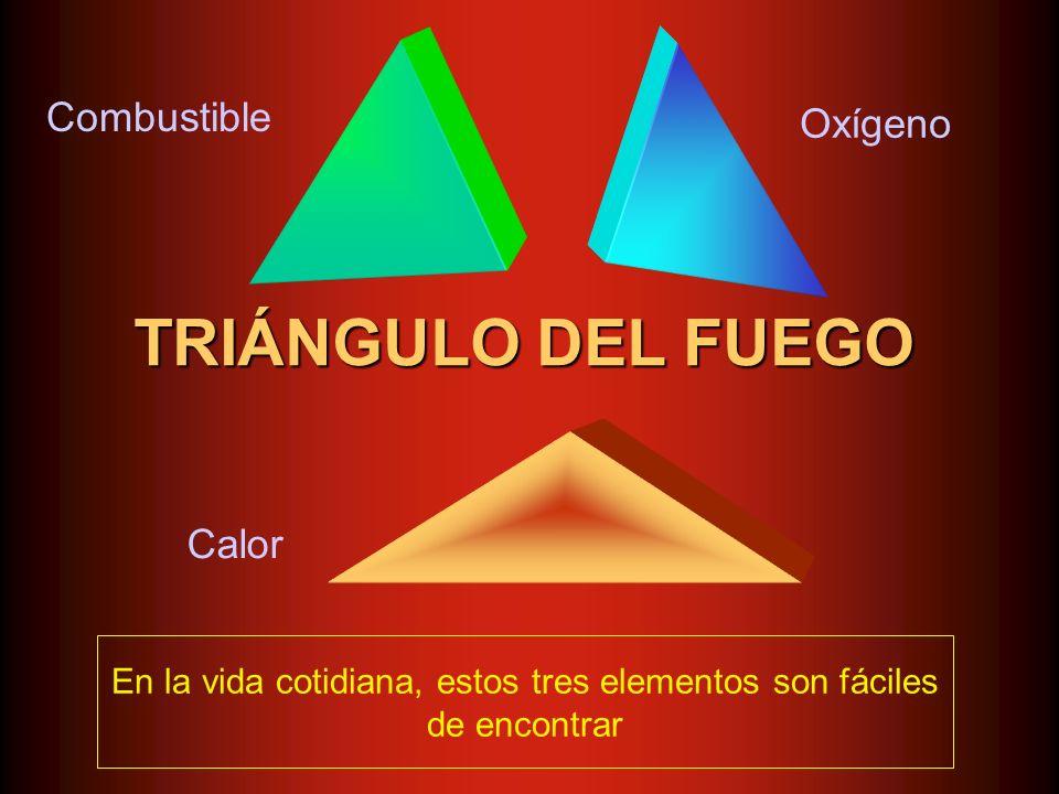 En la vida cotidiana, estos tres elementos son fáciles de encontrar