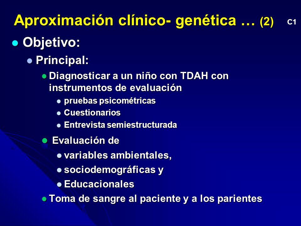 Aproximación clínico- genética … (2)