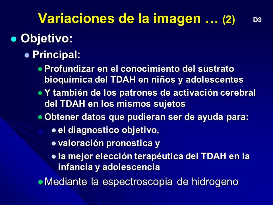 Variaciones de la imagen … (2)