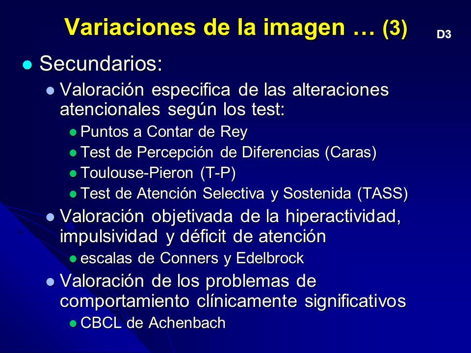 Variaciones de la imagen … (3)