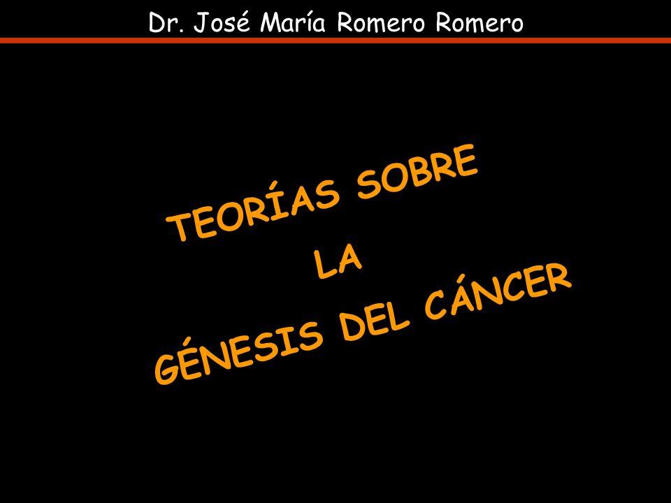 Dr. José María Romero Romero