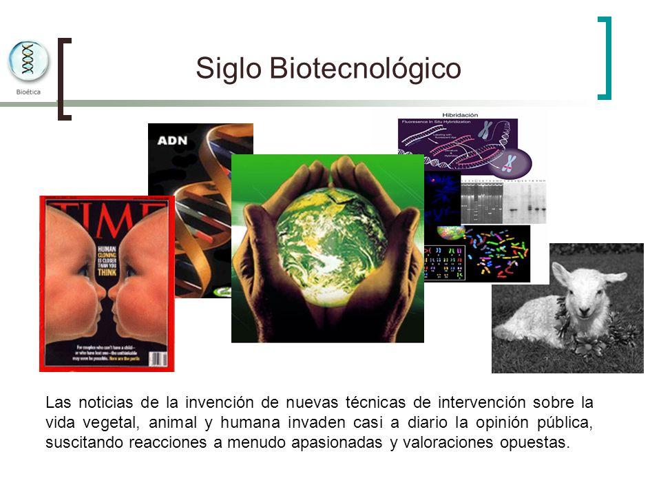 Siglo Biotecnológico