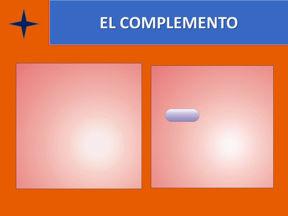 EL COMPLEMENTO